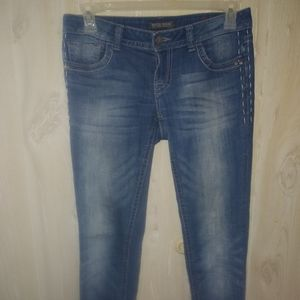 MEK Denim (DNM) cotton/spandex Jeans